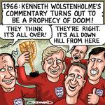 102172307_1966 Kenneth Wolstenholme's commentary turns