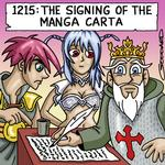112456295_Clive Goddard - Cartoon - 1215 The Signing of