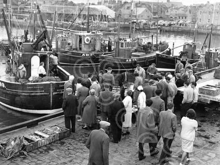 4. April - Arbroath Harbour in 1961.jpg