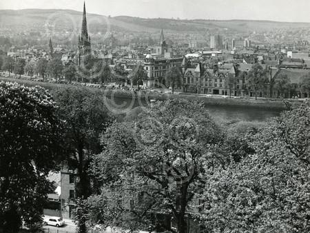 5. May - 24. This wonderful view of Tay Street was capt