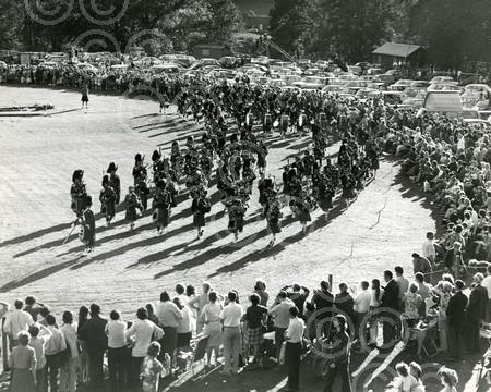 8 Aug  1973-09-09 Piping at Pitlochry Highland Games (C
