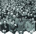 A sea of happy fans at the Scottish Cup Final in 1947.jpg
