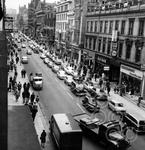 A busy Buchanan Street in 1969 - before the days of ped