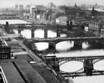 A view from the south of the River Clyde in October 197