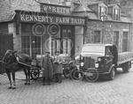13. Kennerty Farm Dairy using both old and new methods