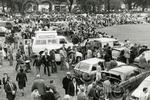 104. Large crowds attended the Agricultural Show which