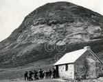 11. November 1969-05-19 Corrour bothy in the Cairngorms