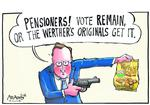 100494177 Pensioners Vote Remain or the Werther's Origi
