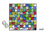 103212873 BREXIT snakes and ladders No10 14th July 2016.jpg