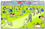208272214__Blower Cartoon just not cricket 4 septmeber