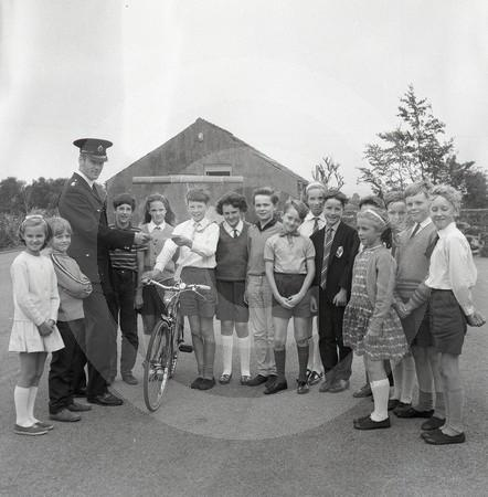 69 1989 Stapleton School cycling proficiency nostalgia