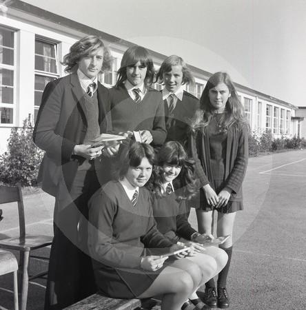 73 2083 Silloth Secondary prizewinners nostalgia 1973.jpg