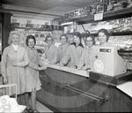 75 1964 Staff at Harkness Stores in Longtown in 1975.jpg