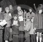 Christrmas carol singing Dalston Square 1973.jpg