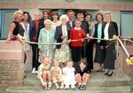 Opening of new Victoria School, Workington 2000.JPG