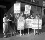 Teleads Times & Star pickets 1982.JPG
