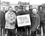 Bata pickets 1975.JPG