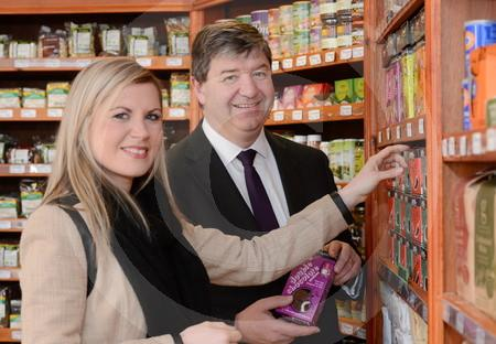 Angelic foods meets Alistair Carmichael 01.JPG