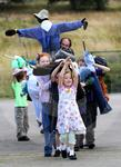 Scarecrows at the Gaelic School 03.JPG