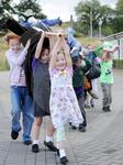 Scarecrows at the Gaelic School 05.JPG