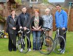 Charity cycle for MS Highland 01.JPG