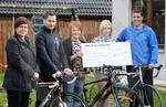 Charity cycle for MS Highland 02.JPG