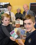 Academy pupils return library books 2.JPG
