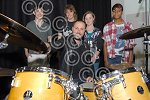 251154M Jon Brookes drummer at Halesowen College.jpg
