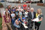 361209M Cllr Cotterill and residents of New Village.jpg