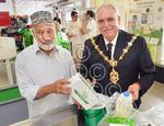291311H Dudley Mayor bag packing Asda for charity.jpg