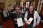 211401M Julie Duffy receives her BME from Queen's Lord