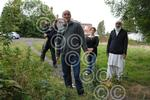 401407M Cllr Hanif campaigning for play area on derelic
