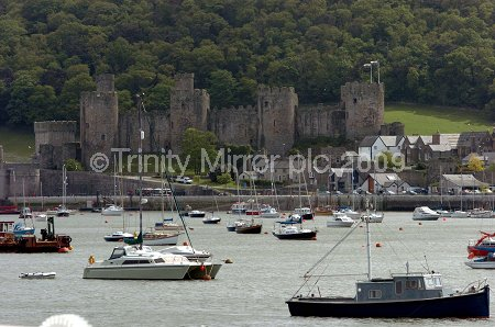 CONWY CASTLE & HARBOUR.jpg